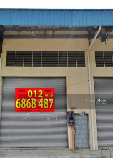 Sungai Buloh Bukit Indah Industry Park Factory For RENT  153895351