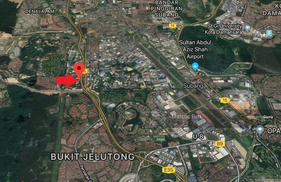 Industrial Zoning Land ( Ready to use ) @ Monterez Golf Club Kg Subang  152207082