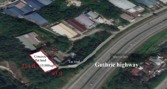 Industrial Zoning Land ( Ready to use ) @ Monterez Golf Club Kg Subang  152207404