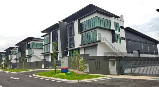 IJOK Kota Puteri 3 Storey Semi-D Factory Cheap Rental RM10500 ONLY  155022007