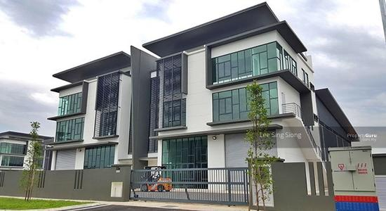 IJOK Kota Puteri 3 Storey Semi-D Factory Cheap Rental RM10500 ONLY  155022013