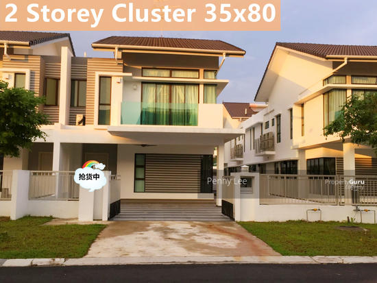 Cluster Homes 35x80 at The Green Horizon Hills  152316801