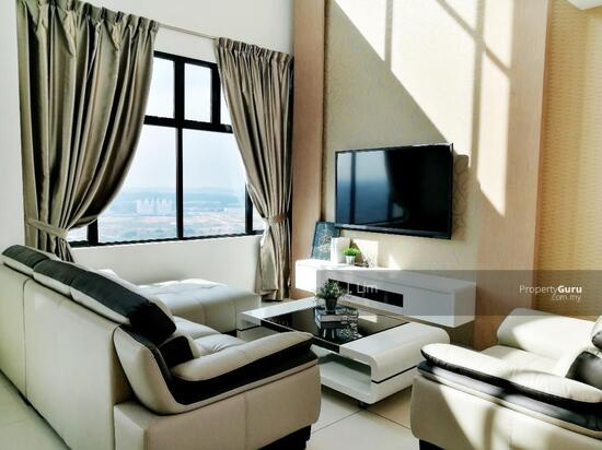 The Sky Executive Suites @ Bukit Indah  152374764