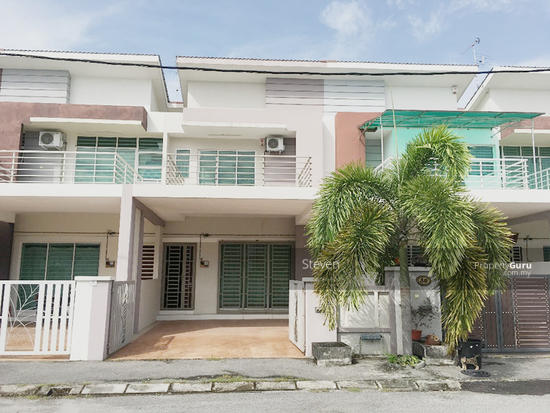 Double Storey Terrace House, Bercham East 【Gate Gated and Guarded】  152438835