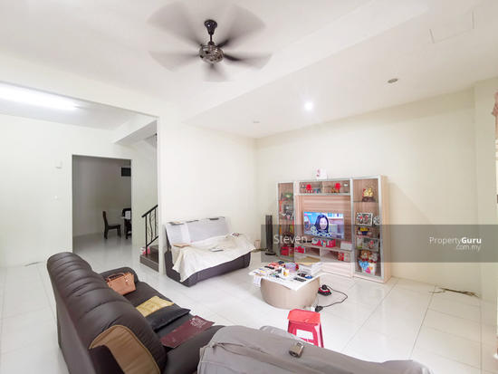 Double Storey Terrace House, Bercham East 【Gate Gated and Guarded】  152438846