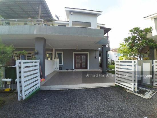 [END LOT] Double Storey Halaman Meru Permai Meru Ipoh  152470696