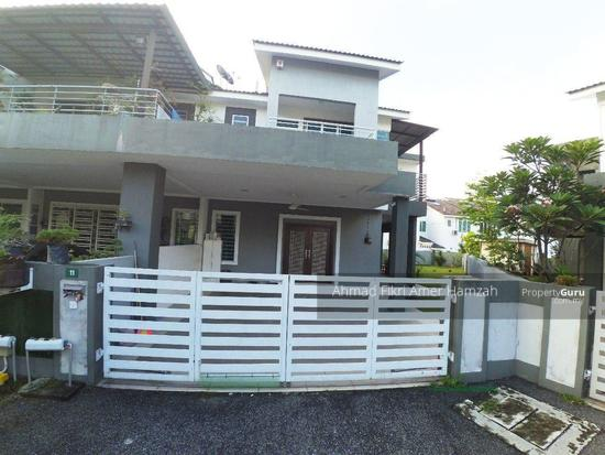 [END LOT] Double Storey Halaman Meru Permai Meru Ipoh  152470697