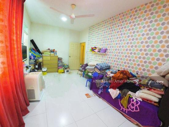 [END LOT] Double Storey Halaman Meru Permai Meru Ipoh  152470707