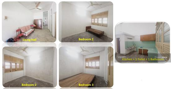 [ FOR RENT ] Canning Garden, Single Storey Terrace House  153040888