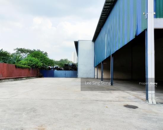 Sungai Buloh Factory With CF For RENT  154111433