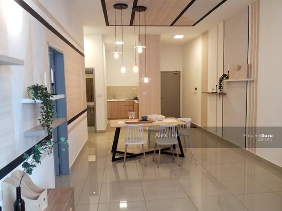 New Apartment Mampu Milik near Seremban Town Center  154545000