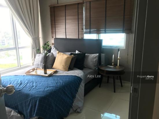 New Apartment Mampu Milik near Seremban Town Center  154545004