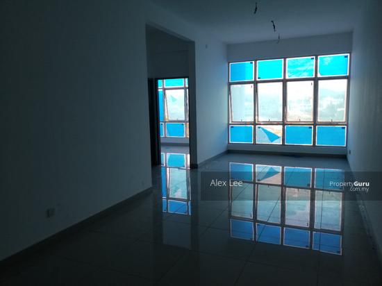 New Apartment Mampu Milik near Seremban Town Center  154545130