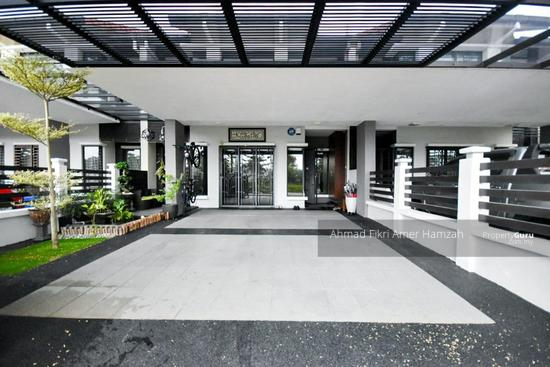[ FACING OPEN ] Superlink Double Storey Terrace Alam Sari (Iltizam IV) Bangi [ 26x80 ]  154580931