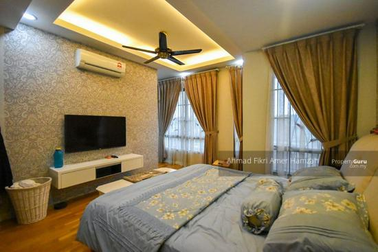 [ FACING OPEN ] Superlink Double Storey Terrace Alam Sari (Iltizam IV) Bangi [ 26x80 ]  154580964