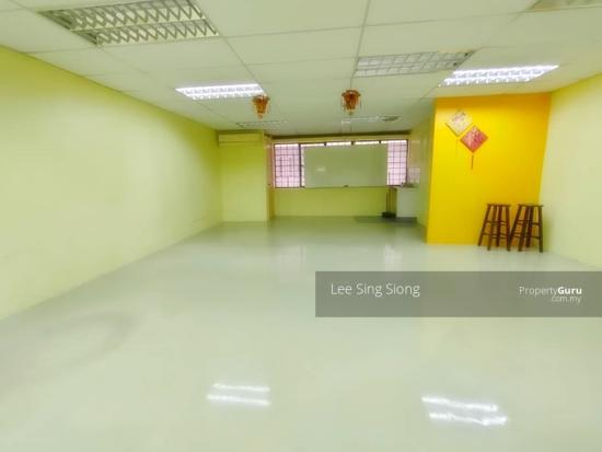 Kepong Aman Puri Semi Furnished Office For RENT  155107082