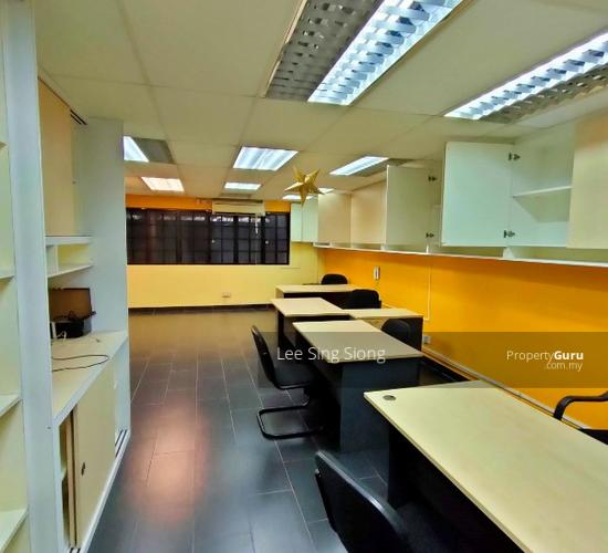 Kepong Aman Puri Semi Furnished Office For RENT  155107096