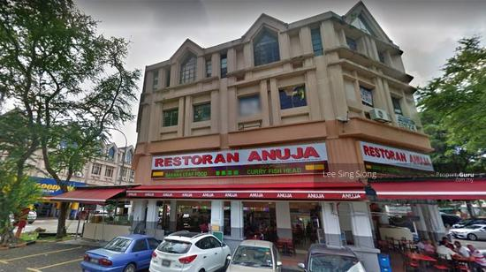 Kepong Aman Puri Semi Furnished Office For RENT  155107112