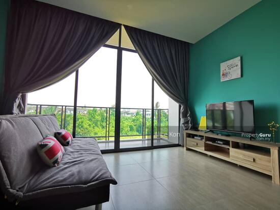 Fully Furnished Rex Apartment Stutong 3bedroom unit for Rent  155836948