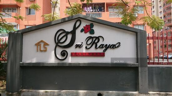 Sri Raya Apartments  156171244