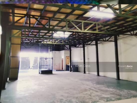 FACTORY WAREHOUSE IN SUBANG 2 FOR RENT  157449267