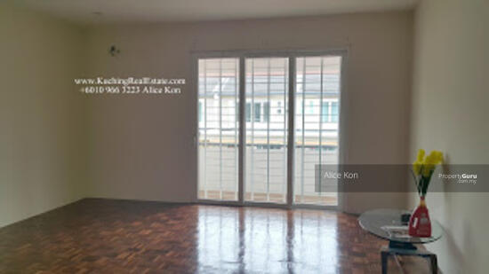 Double Storey Terrace at Jalan Tabuan Tranquility  158590890