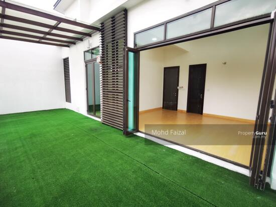 PRIVATE LIFT New 3.5 Storey Semi D House Kingsley Hill Putra Heights  161342503