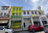 Lebuh Campbell, Georgetown, 2 Storey commercial Shop, 2500sf  - Property For Rent in Malaysia
