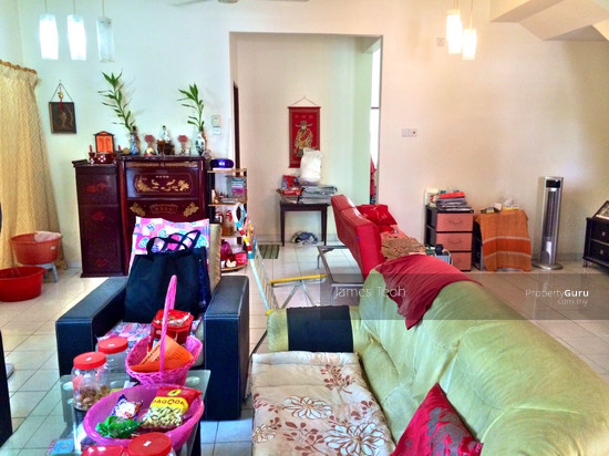 D/S Corner Renovated House,Bukit Raja,Klang  23312297