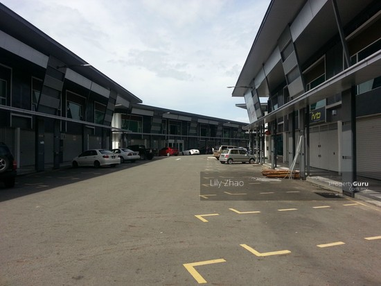 Cyber Square Commercials | 2 Storey | Kepayan  25712309