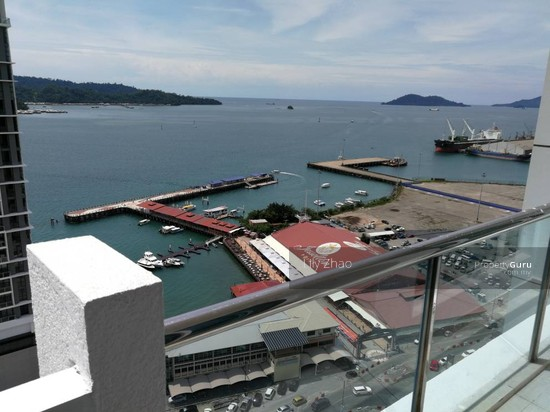 Hotel Buy to Let Concept | Sea View , Kota Kinabalu City Centre   109680203