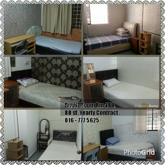 BEDROOMS For RENT at Lintas area, KK  86095523