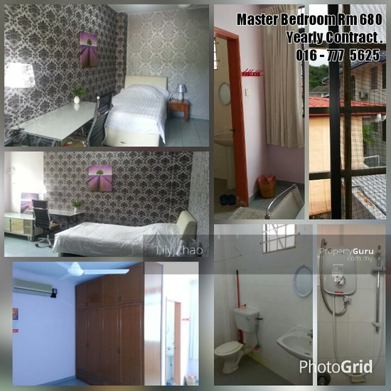 BEDROOMS For RENT at Lintas area, KK  86095544