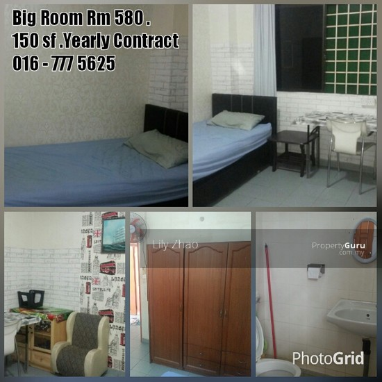 BEDROOMS For RENT at Lintas area, KK  86095559