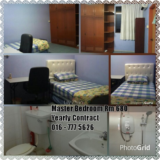BEDROOMS For RENT at Lintas area, KK  86095562