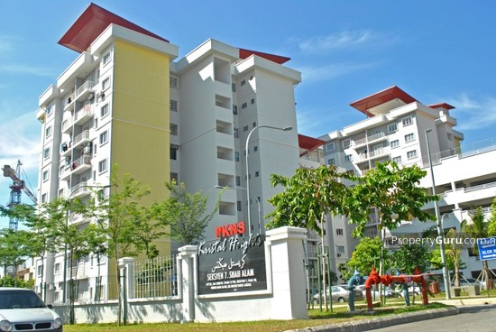 Kristal Heights (Shah Alam)  2141390
