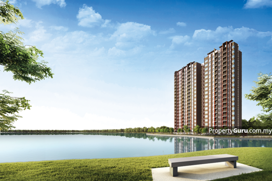 E'Island Lake Haven @ Puchong  141020125