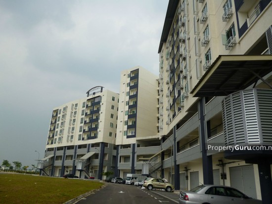 Tebrau City Residences  1292087