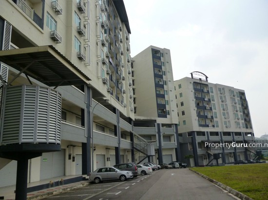 Tebrau City Residences  1292093