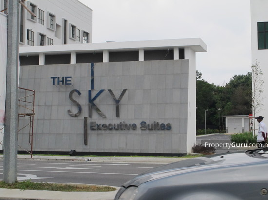 The Sky Executive Suites @ Bukit Indah  5837867