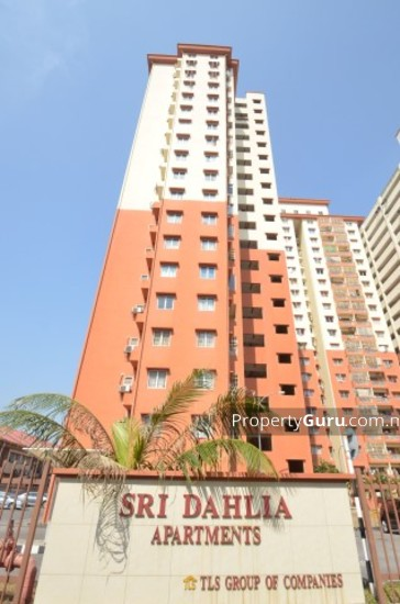 Sri Dahlia Apartment (Kajang)  17941841