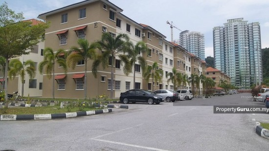Permai Lake View Apartments Side view 126244755