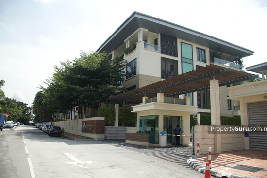 Madge Residences Entrance view 1237