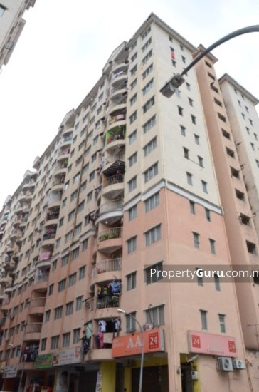 Sri Saujana Apartment (Wangsa Permai)  14394326