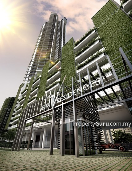 Setia V Residences Grand Entrance 122464220