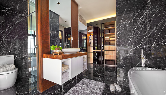 Setia V Residences Type A2 - Master Bathroom 122464253