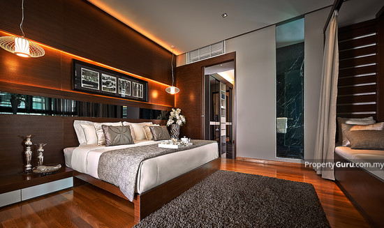 Setia V Residences Type A2 - Master Bedroom 122464271