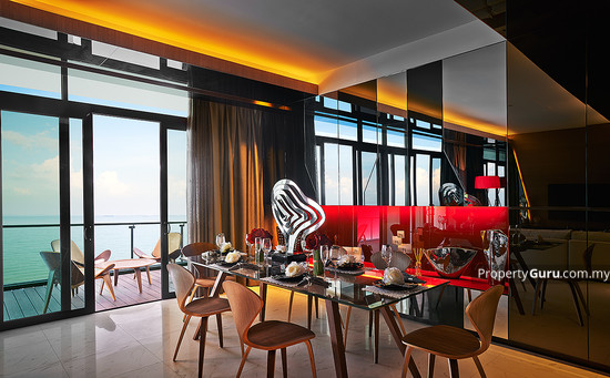 Setia V Residences Type A4 - Dining Hall 122464280