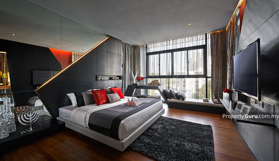 Setia V Residences Type A4 - Master Bedroom 122464295