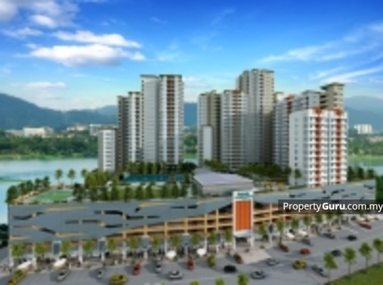 Fortune Perdana Lakeside Residences  124881890